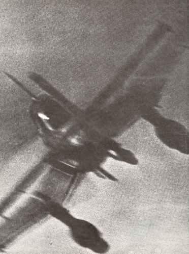 Ju 87 Stuka kurz vor dem Abschuß