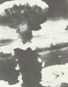 Atompilz über Nagasaki