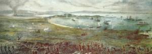 Landung in der Suvla-Bucht