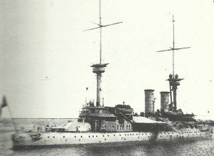 Vor-Dreadnought 'Turgut Reis'