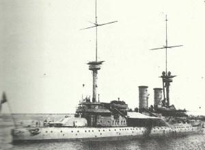 Vor-Dreadnought 'Turgut Reis'