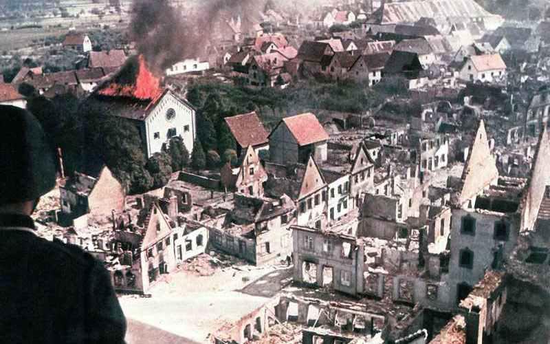 Wehrmacht Kriegsgliederung Waffenstillstand 1940