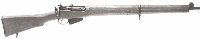 Lee Enfield Rifle No.4 Mark 1