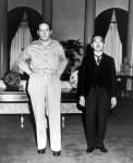 Hirohito und MacArthur