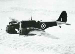 Martin Baltimore Mk I der RAF