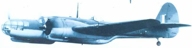 Martin 167 Maryland Bomber