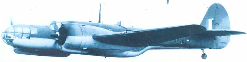 Martin 167 Maryland Bomber