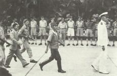 japanische Kapitulation in Hongkong