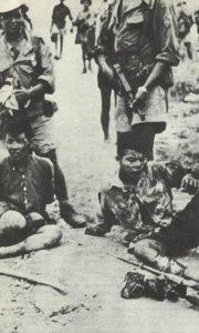 'schmutzige Krieg' in Südostasien