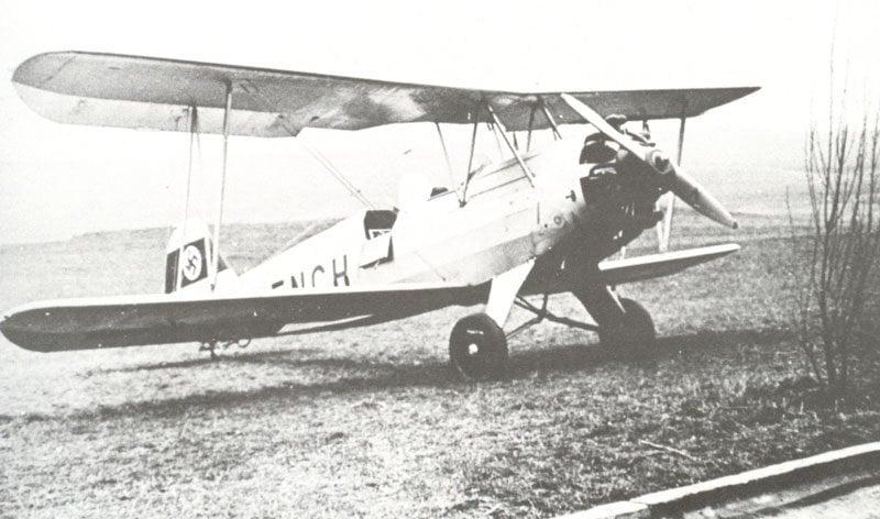 Focke-Wulf Fw 44