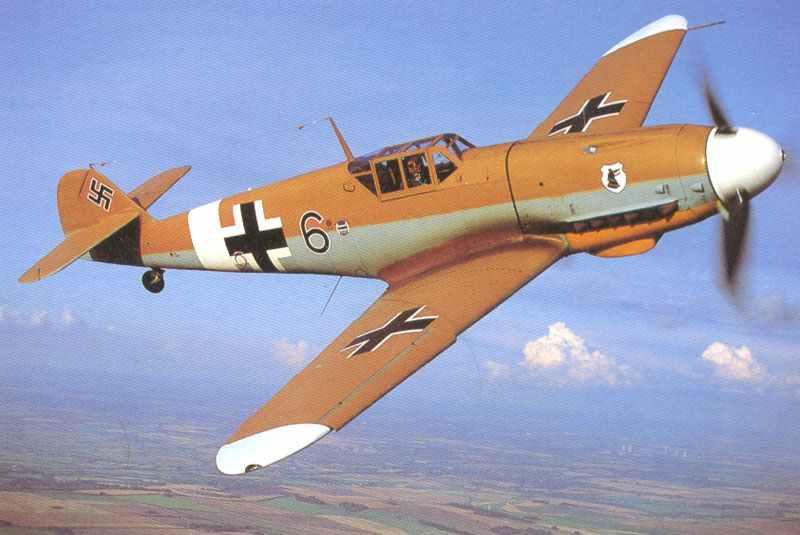 Bf 109 G-2 Gustav
