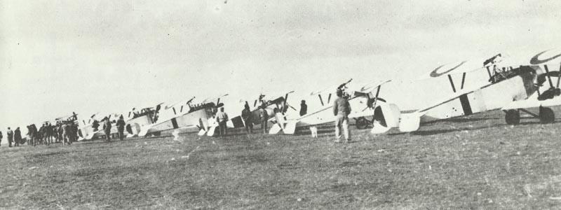Nieuport XI Bebe