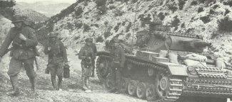 PzKpfw III Ausf.N in Tunesien