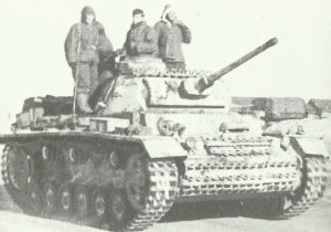 PzKpfw III Ausf. J2 (SdKfz 141/1)