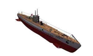 Modell vom Typ IXB