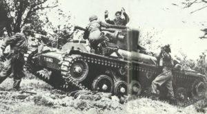 Übung Panzerabwehr