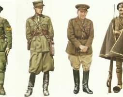 Griechische Streitkräfte 1940-41