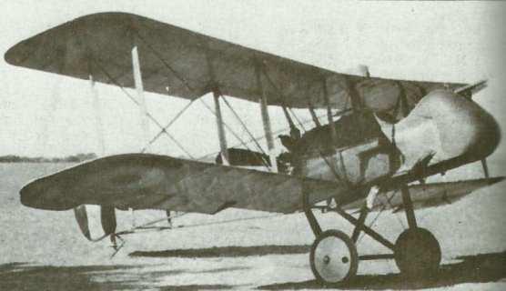 Airco DH2 in Palästina