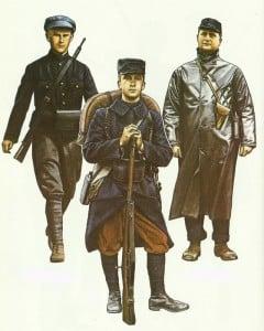 Belgische Armee 1915