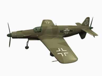 3d-Modell Do 335