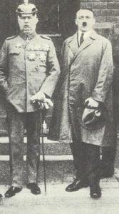 Erich Ludendorff und Adolf Hitler