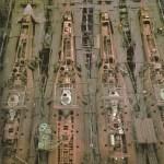 Massenbau von Typ XXI-U-Booten