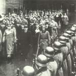 Staatsbesuch Molotows in Berlin