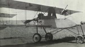 Voisin des Royal Navy Air Service auf Imbros