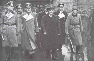 Staatsbesuch von Molotow in Berlin