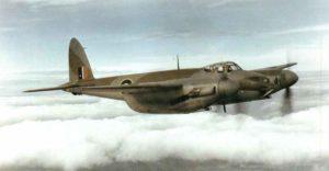 Mosquito Mk IV Bomber