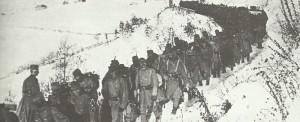Österreich-ungarische Truppen in Serbien
