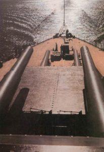 Bismarck Achterdeck