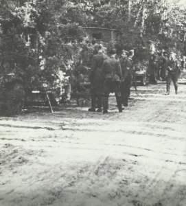 deutsche Truppenbereitstellung