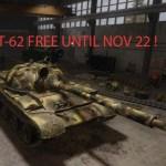 Freier T-62 in Armored Warfare