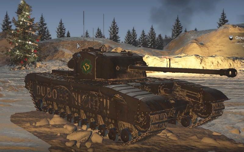 War Thunder 'Royal Armour'