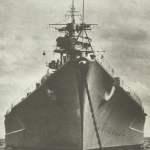 Bug der Tirpitz