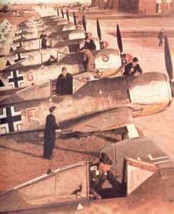 Fw 190 G des Schlachtgeschwaders 2 'Immelmann'