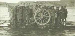 Gallipoli-Evakuierung