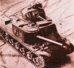 Waffen M3 Lee
