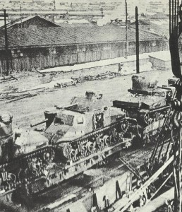 M3 Lee in Murmansk