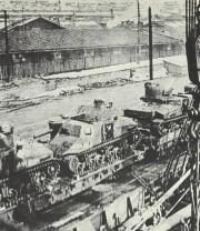 M3 Lee in Murmansk