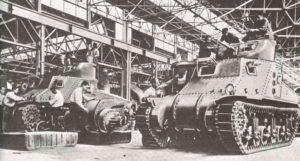 M3 im Detroit Arsenal