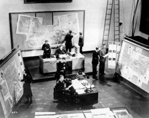 Hauptquartier des RAF-Bomberkommandos