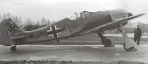Fw 190 A-1 von JG 26