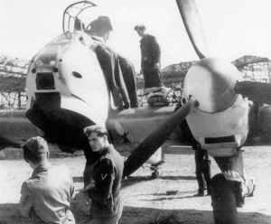 Me 410 Schnellbomber