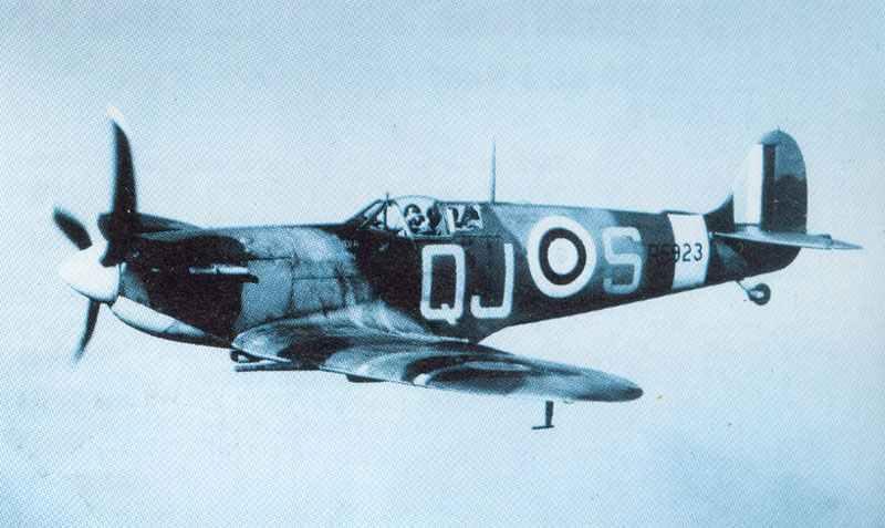 Spitfire VB der 92.Squadron