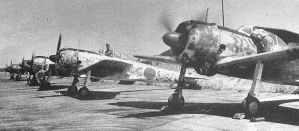 Nakajima Ki-43 II Jäger