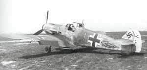 BF 109F-4/B Jagdbomber