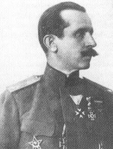 Generalmajor Nikola Zhekov