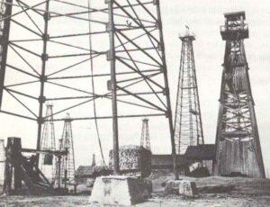 Ölfelder von Ploesti